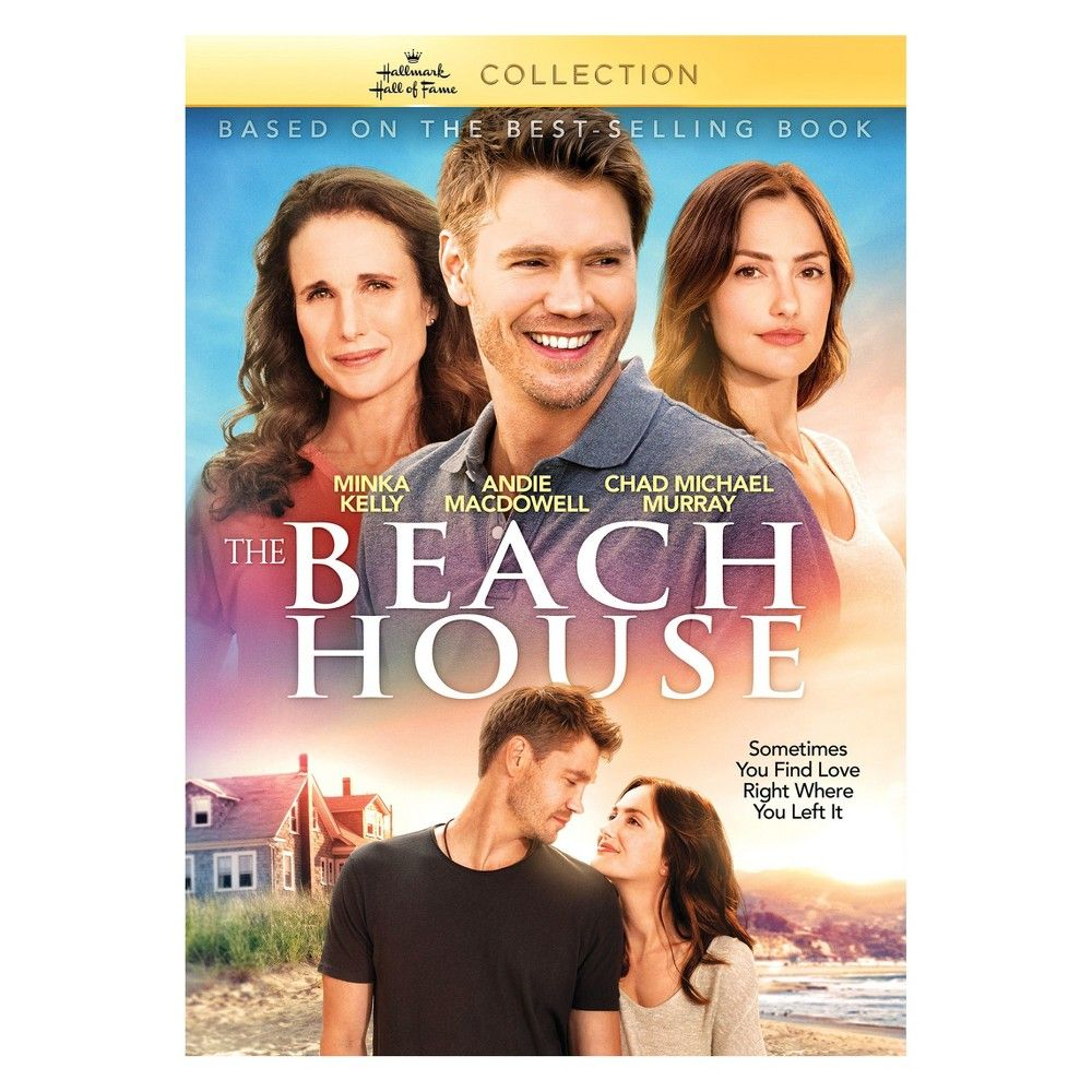 Beach House Hallmark Hall of Fame (DVD) | Hallmark movies ...