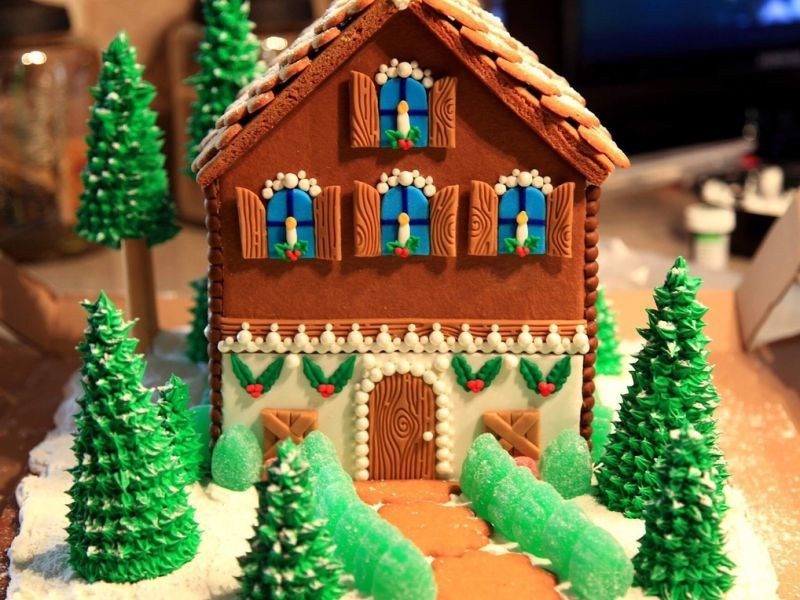 50th Annual Gingerbread Village and Christmas Bazaar | January 27