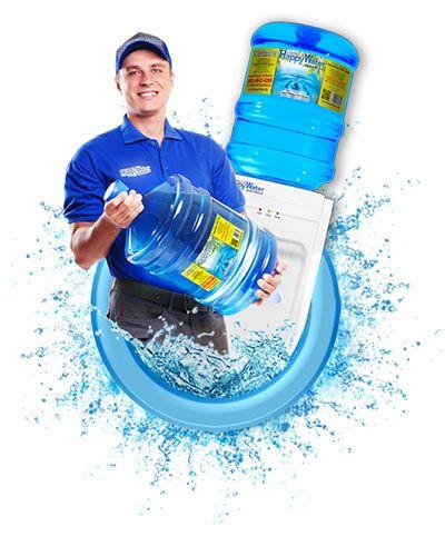 Kuala Lumpur Premium Bottled Water Dispenser Rental From Happywater Water Bottle Water Dispenser Water Dispensers