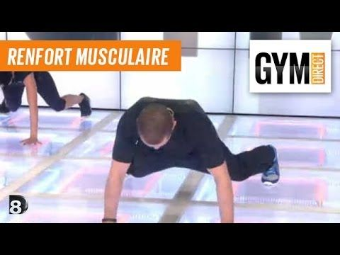 Cours gym - Renfort musculaire 67 : Abdos | Musculation