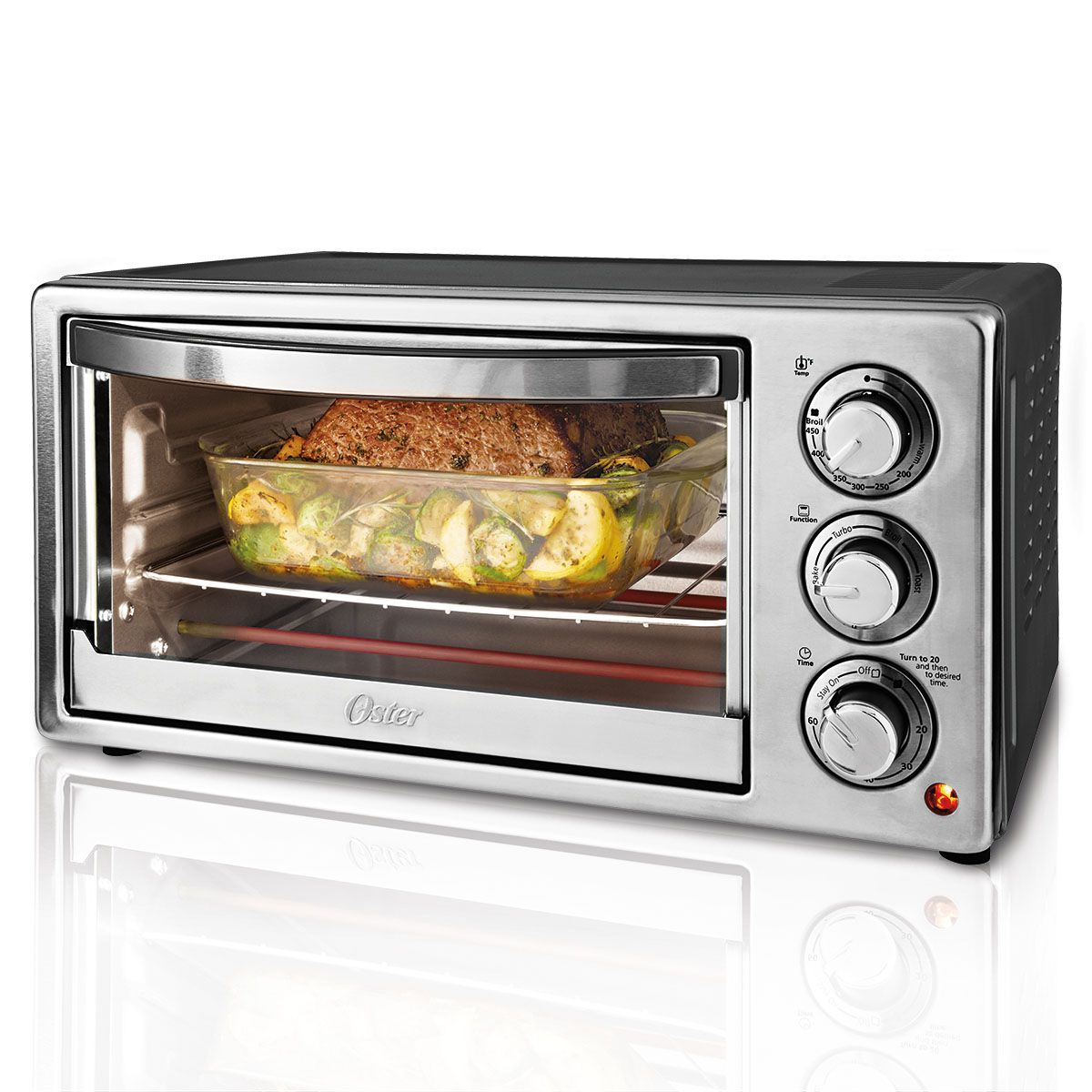 Coming Soon Oster 6 Slice Convection Toaster Oven Tssttvf817