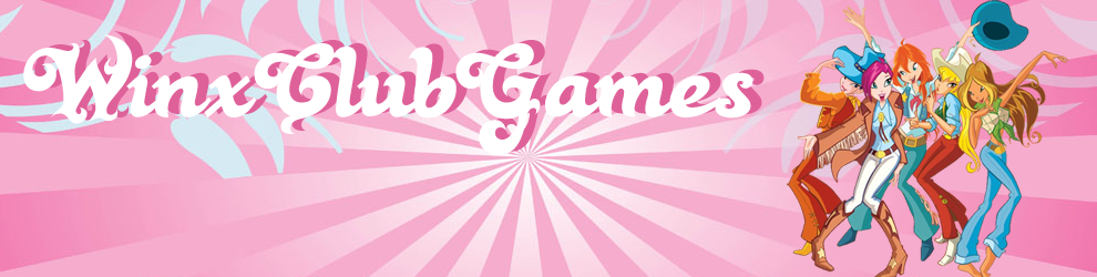 Free playable games about winx club!