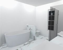 7 1 2 X 11 Bathroom Design Smartest Layout Houzz