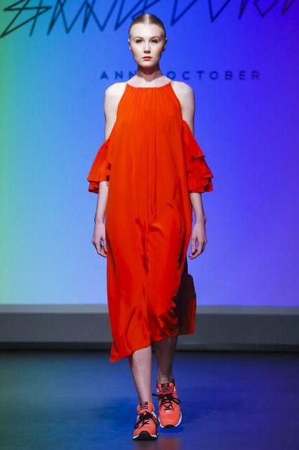 Anna October Ready To Wear Spring Summer 2015 Kiev