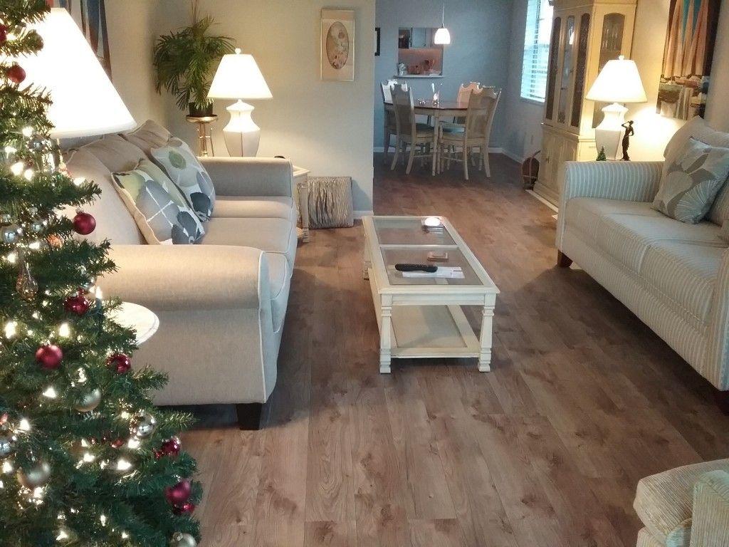 Tranquility ultra 5mm riverwalk oak lvp flooring for Coreluxe flooring