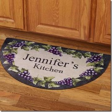 Chic Cheap Kitchen Rugs Effortless Style Blog Grape Kitchen Decor Wine Theme Kitchen Cheap Kitchen Rugs