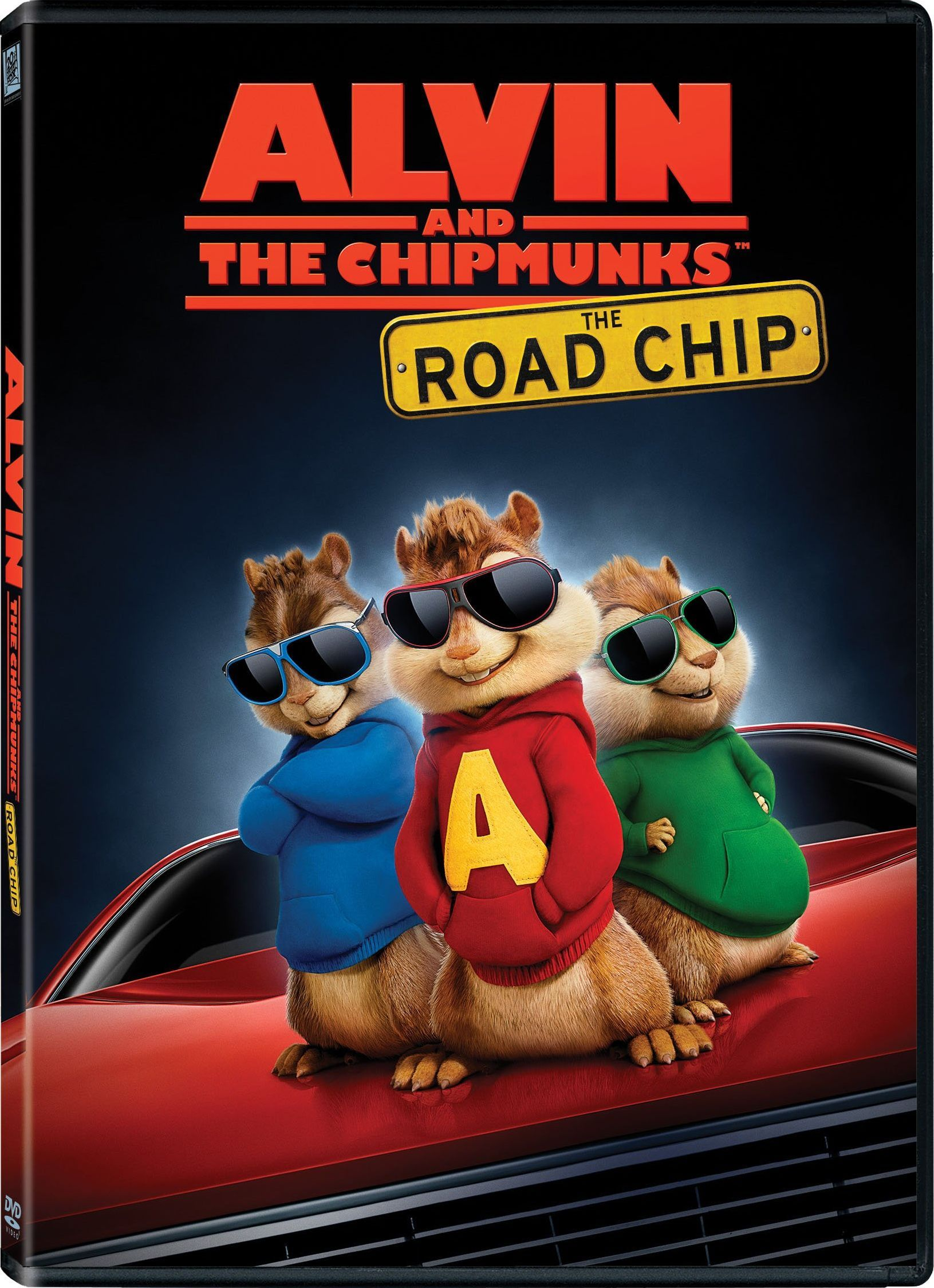 Alvin And The Chipmunks The Road Chip Dvd Release Date March 15 2016 Ardillas Compras Peliculas