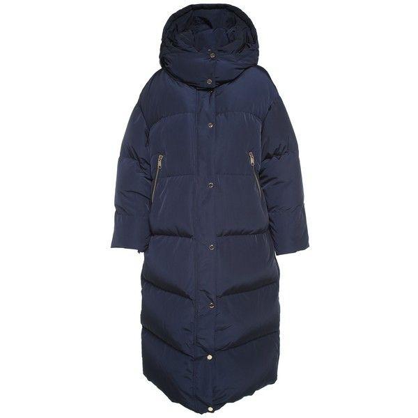 1d420ba93 Tommy Hilfiger X Gigi Hadid Nylon Oversized Down Jacket ($285 ...
