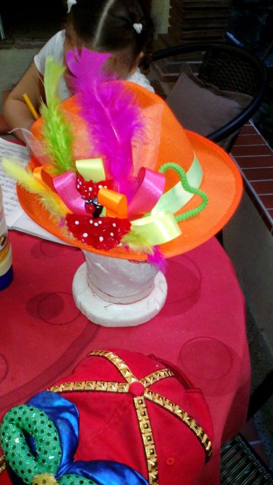 Sombrero decorados Sombreros De Navidad 6a6cd8313fa