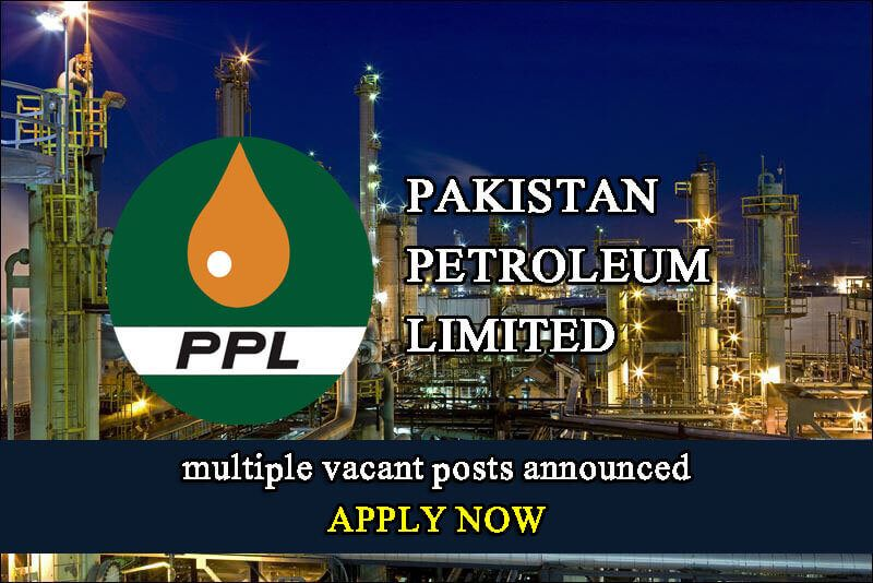Pakistan Petroleum Limited Latest Jobs 2018 A frontline