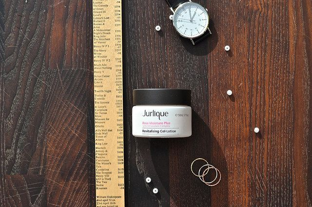 Jurlique Week continued: Rose Moisture Plus Gel-lotion