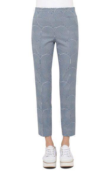 'Franca' Sunshade Print Pants