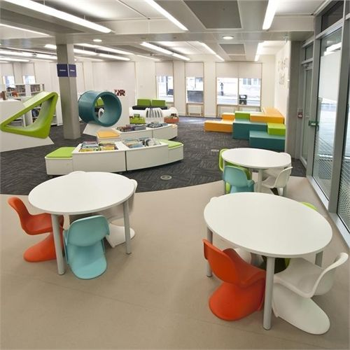 Childrens Furniture Espace en bibliothque Inspiration