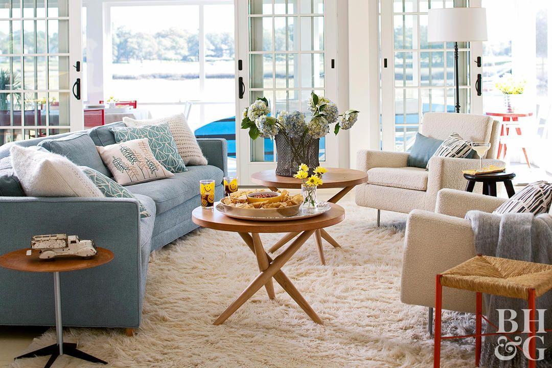 No Fail Tricks For Arranging Furniture Living Room Furniture Arrangement Living Room Furniture Layout Living Room Arrangements #small #living #room #with #sliding #glass #door #arrangement