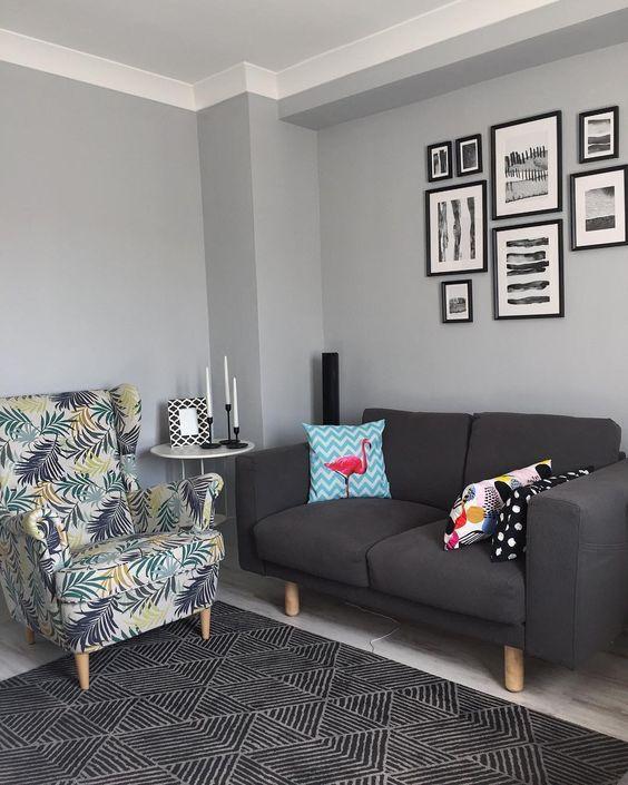 Casas De Color Gris Interiores Novocom top