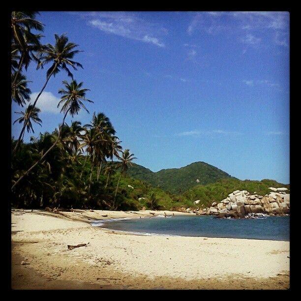 Parque Nacional Natural Tayrona Caribbean Beaches Playa Photo