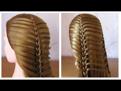 Tuto coiffure simple Queue de cheval tressée pour tous les