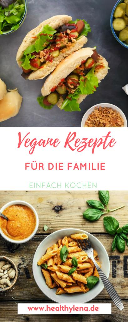 7 Vegane Rezepte Fur Die Familie Vegane Rezepte Gesunde Vegane Rezepte Rezepte