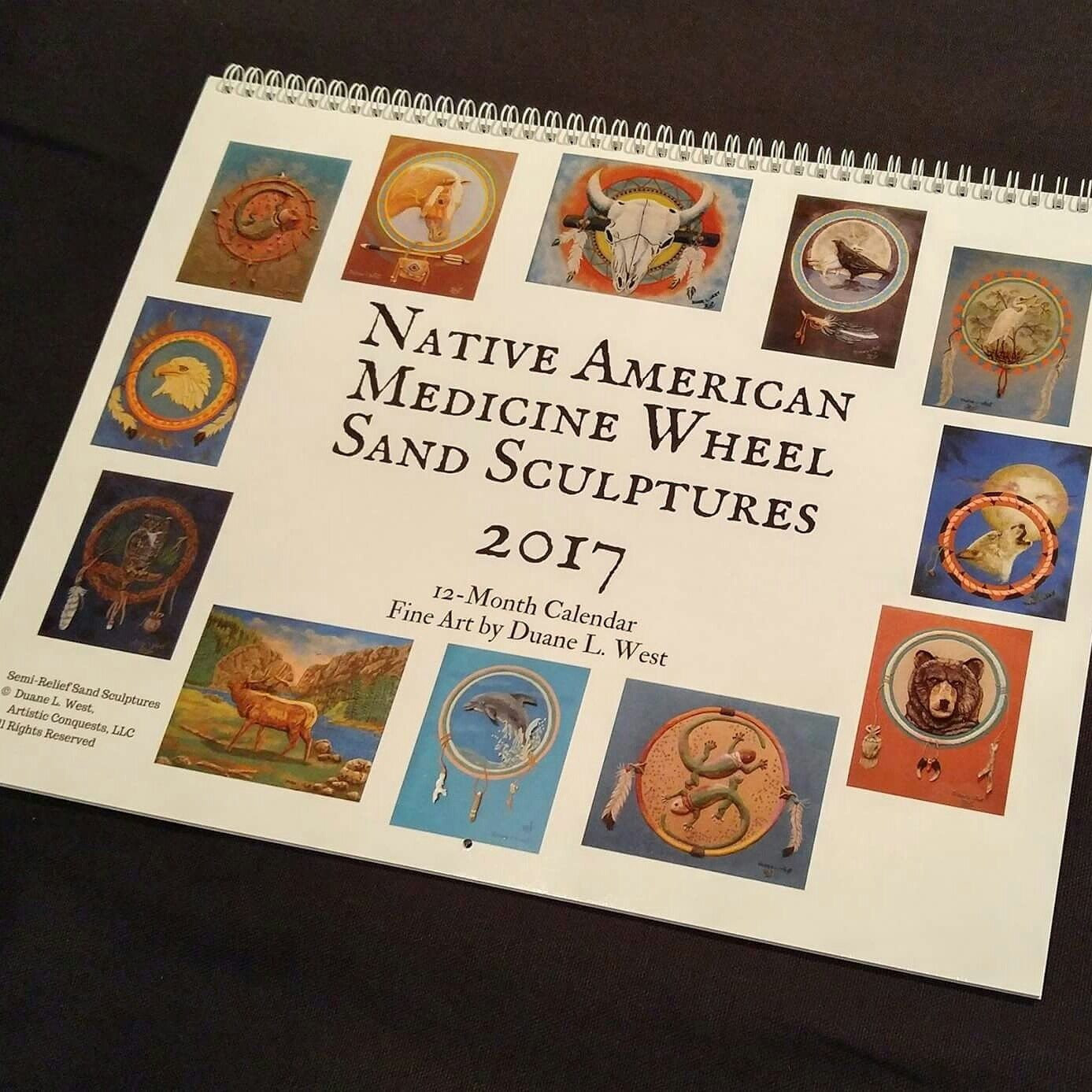 Get Your Native American Animal Spirit Medicine Wheel