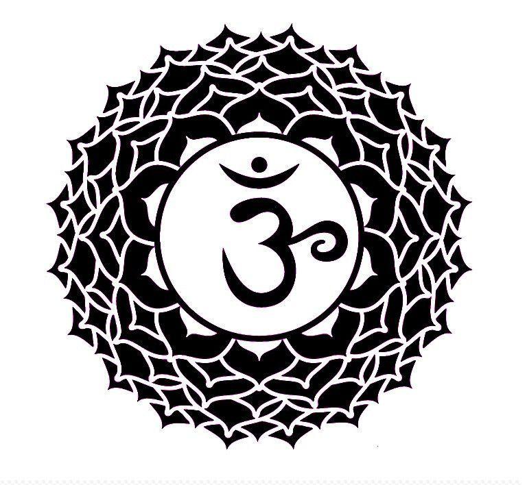Throat Chakra Symbol Tattoo 41869 Loadtve