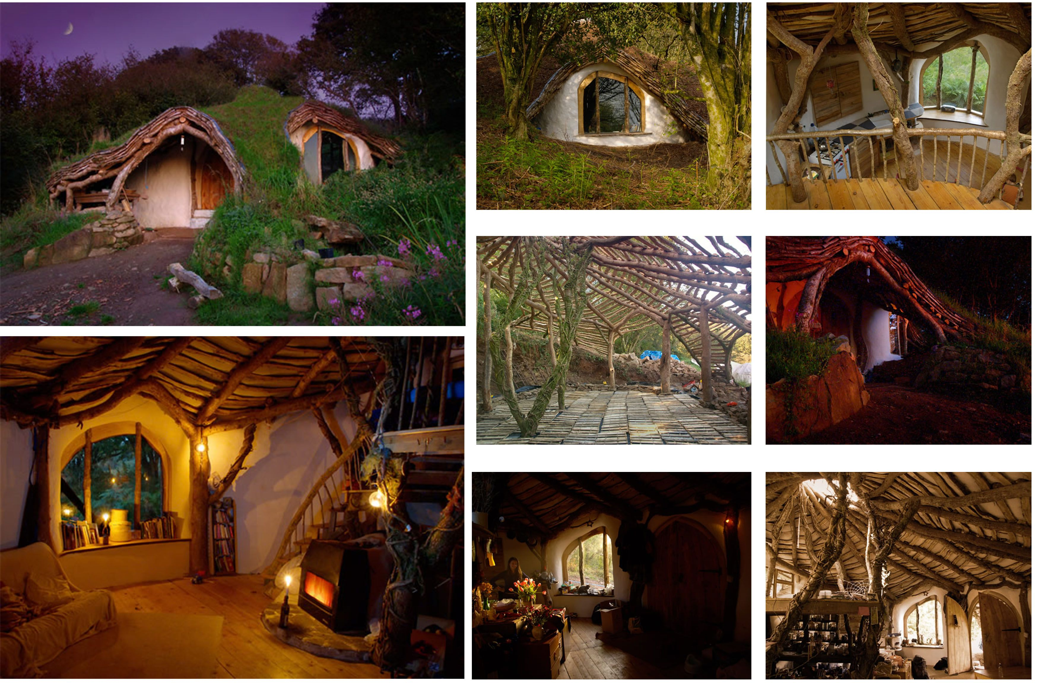 Off the grid living real hobbit house aspirations dreams goals pinterest - Off grid hobbit house ...