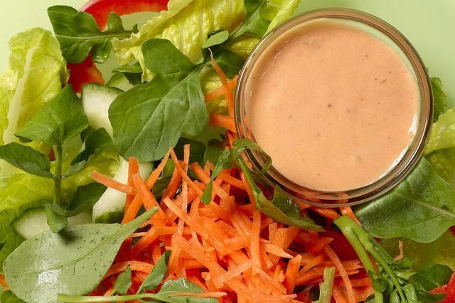 Homemade Spicy Russian Dressing Recipe Russian