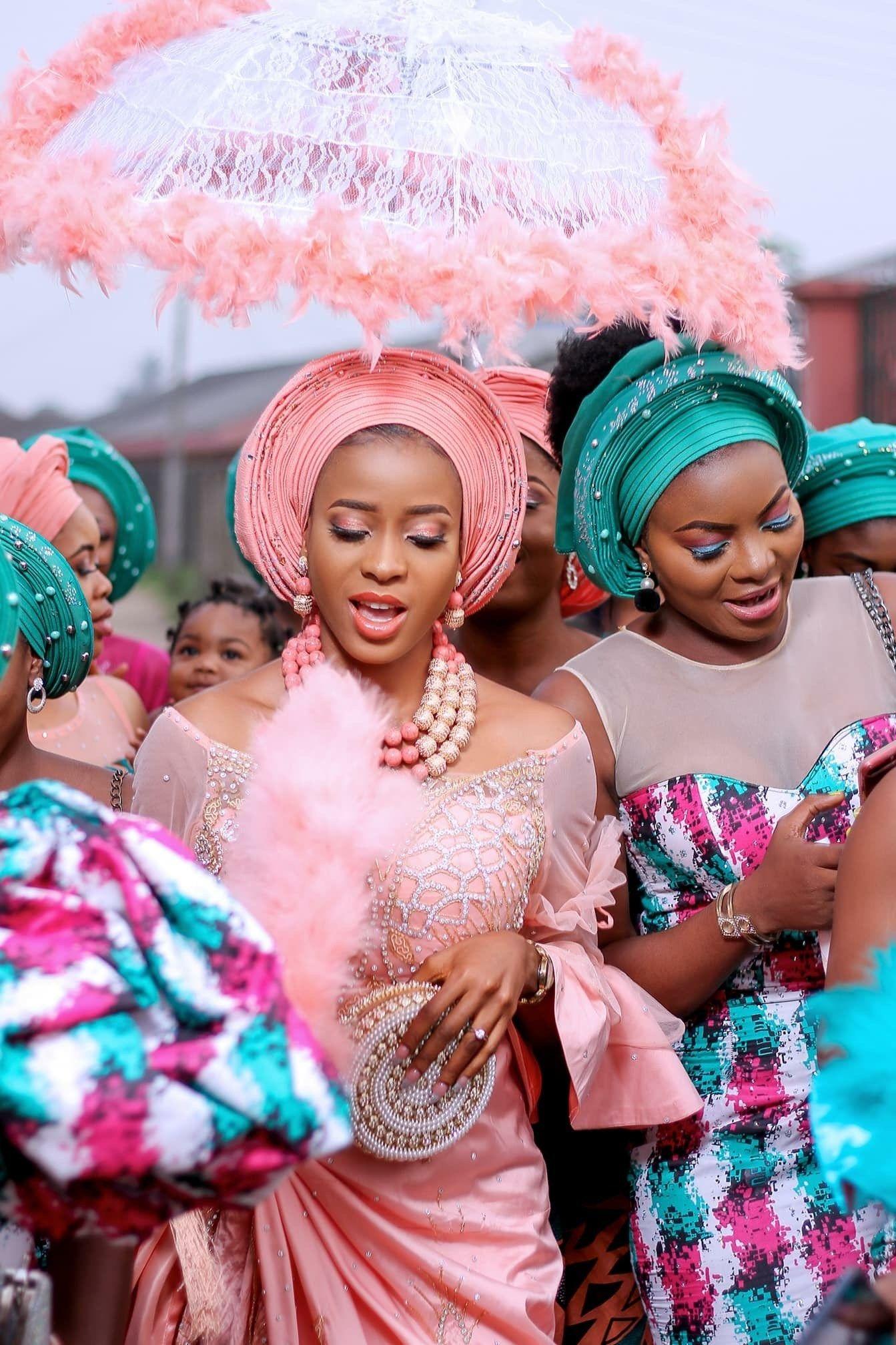 21++ Nigerian wedding dresses pictures info