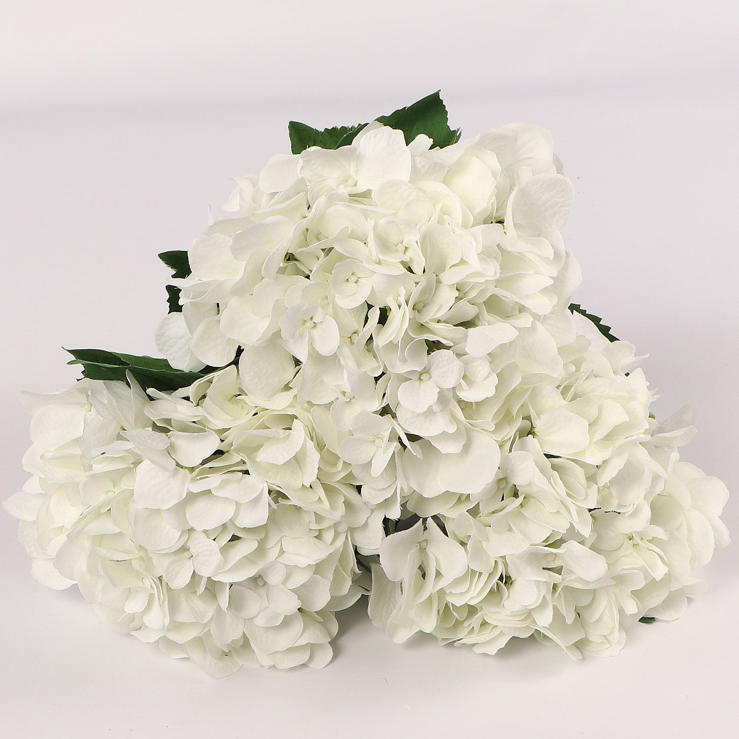 Cream White 27 Silk Artificial Hydrangea Flower Fake Flowers For Decorations And More Muc Artificial Hydrangea Flowers Hydrangea Flower Artificial Hydrangeas