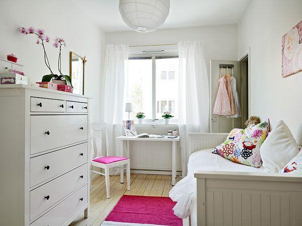 si tienes habitaciones pequeas en tu casa puedes utilizarlas con diferentes fines y aprovechar el espacio con estos consejos para organizar y decorar - Amueblar Habitacion Pequea