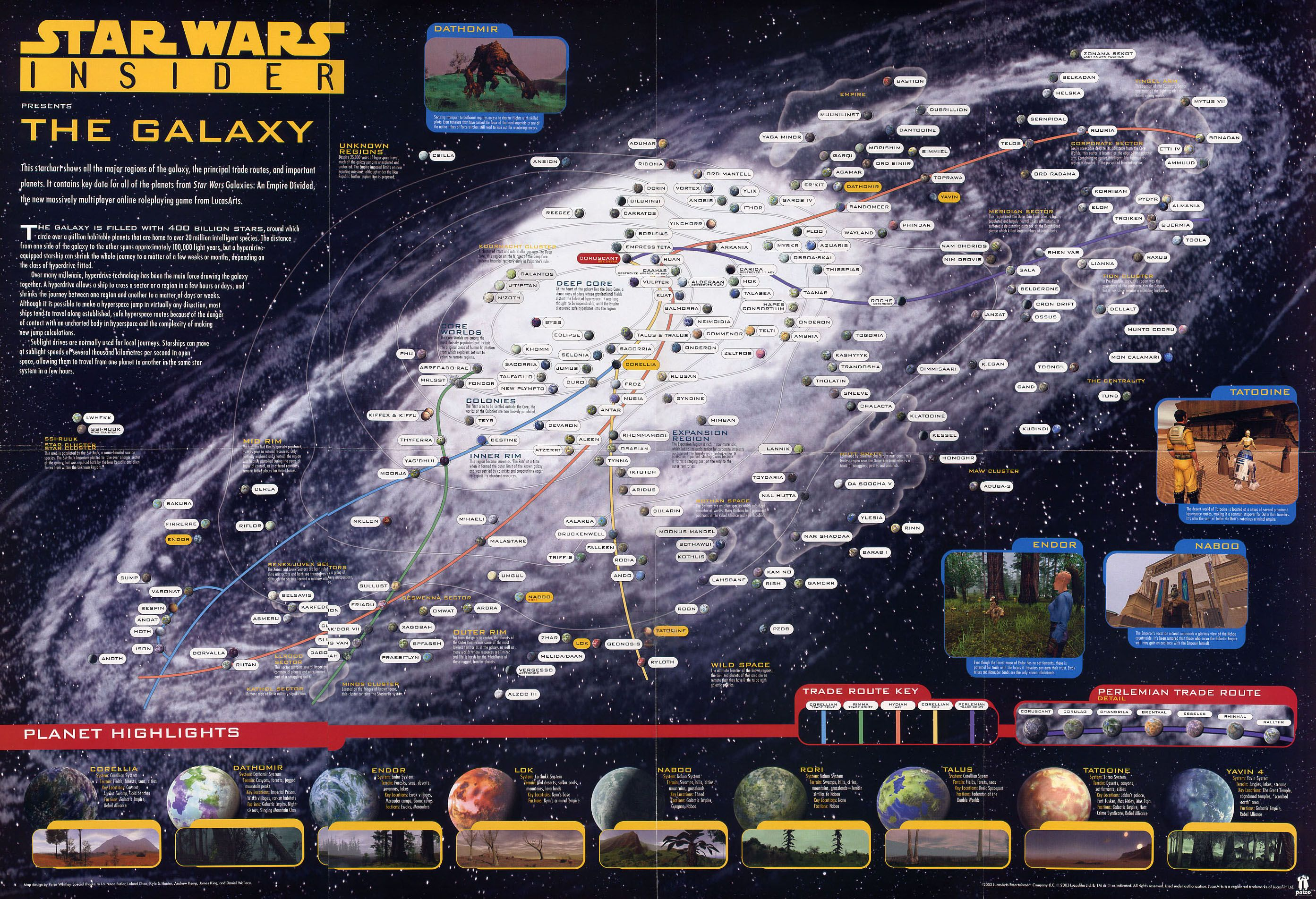 Star Wars Planet Map Map of the Star Wars Galaxy | Star Wars Galaxy (Planets and Moons  Star Wars Planet Map