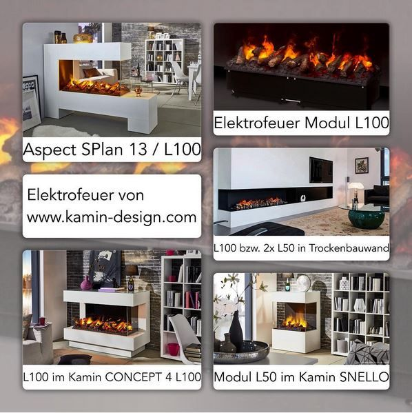 Elektrokamine Faber Opti-Myst, Dimplex Effektfeuer #wohnzimmer ideen ...
