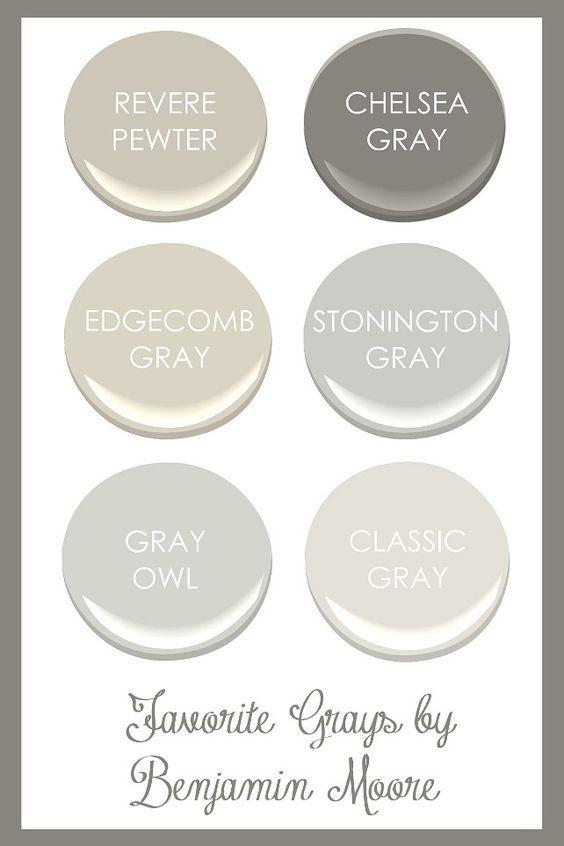 Best Favorite Grays By Benjamin Moore Revere Pewter Chelsea 400 x 300