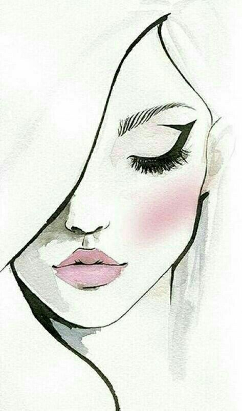 Pin By Am Hernandez Accesorios On Dibujos Beauty Art Drawings Art Drawings Sketches Simple Art Drawings Sketches