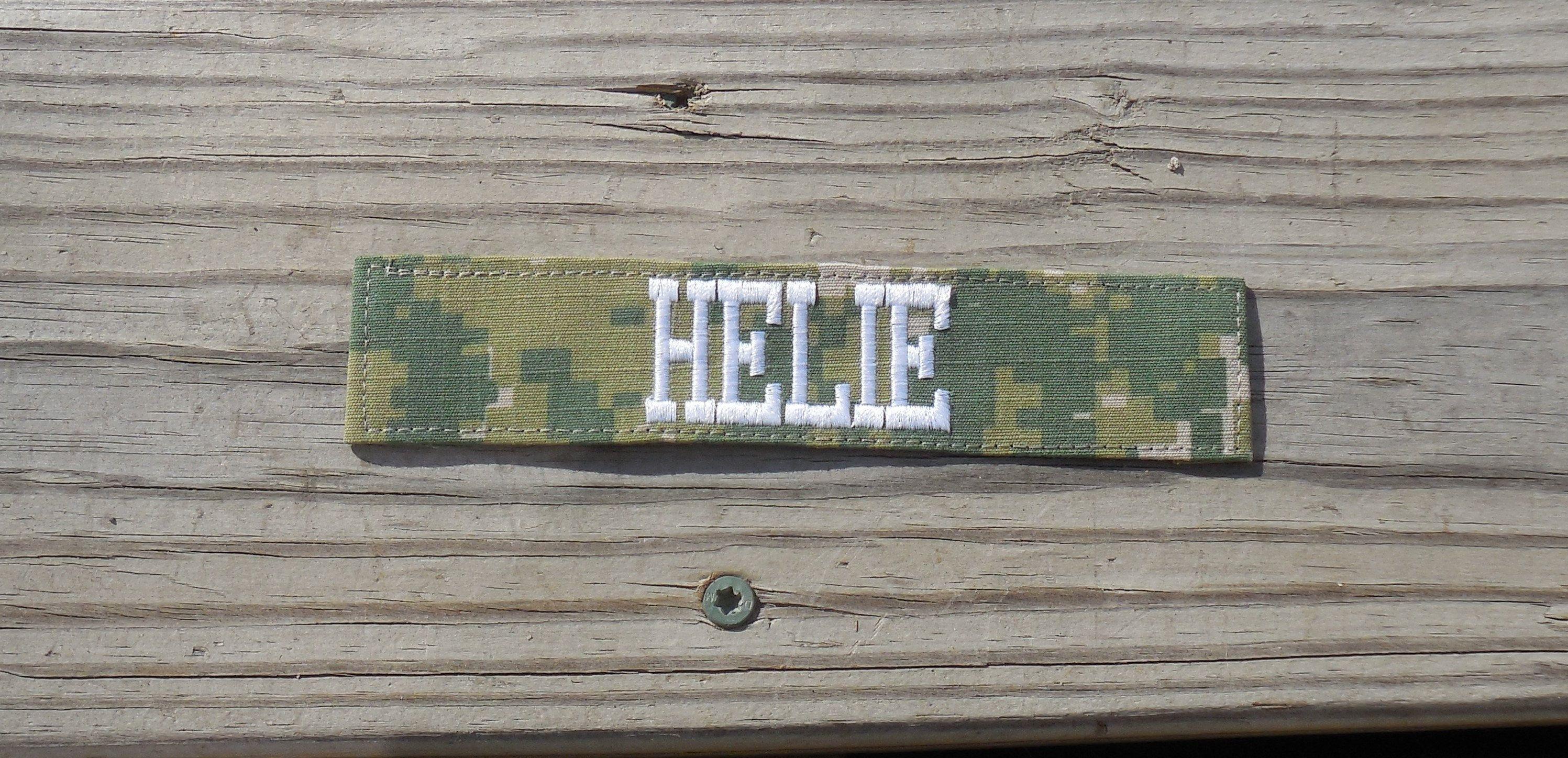 Navy Nwu Type Iii Custom Name Tapes Military Name Tape Or Name Etsy Name Patches Navy Nwu Colored Tape