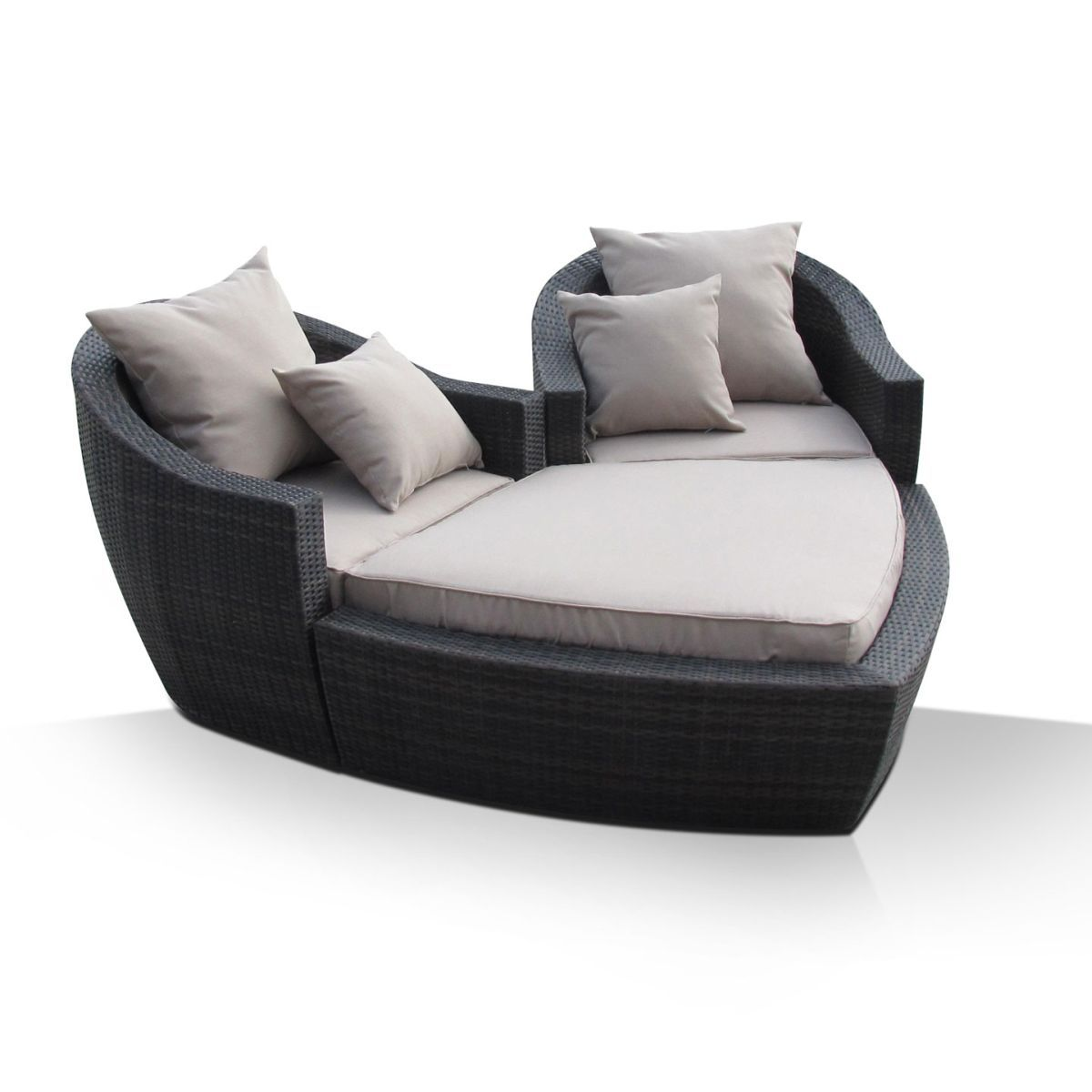 Heart Shaped Daybed - Brown | Notcutts - Aww, sweet :D | oh my days ...