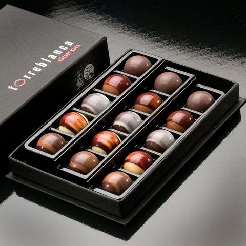 Oooohhhh Beautiful Chocolates Paco Torreblanca Chocolate Yes De