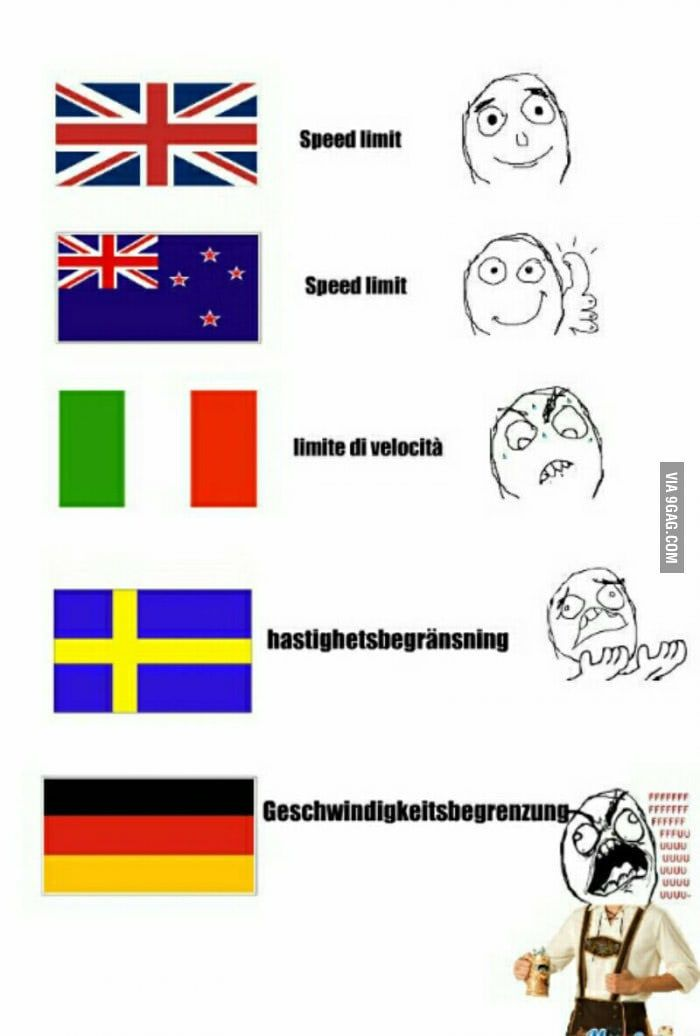 Photo of 19 photos that will help your friends understand German immediately