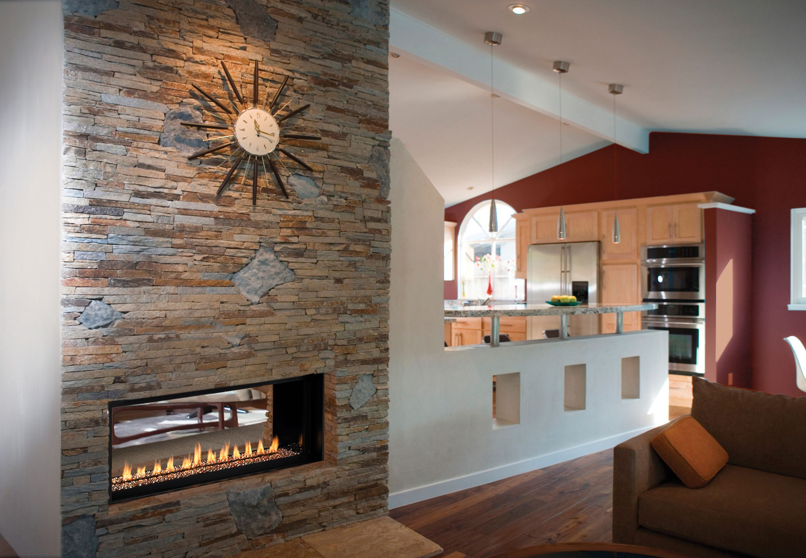 A fireplace for every budget in traditional and contemporary flavors ...