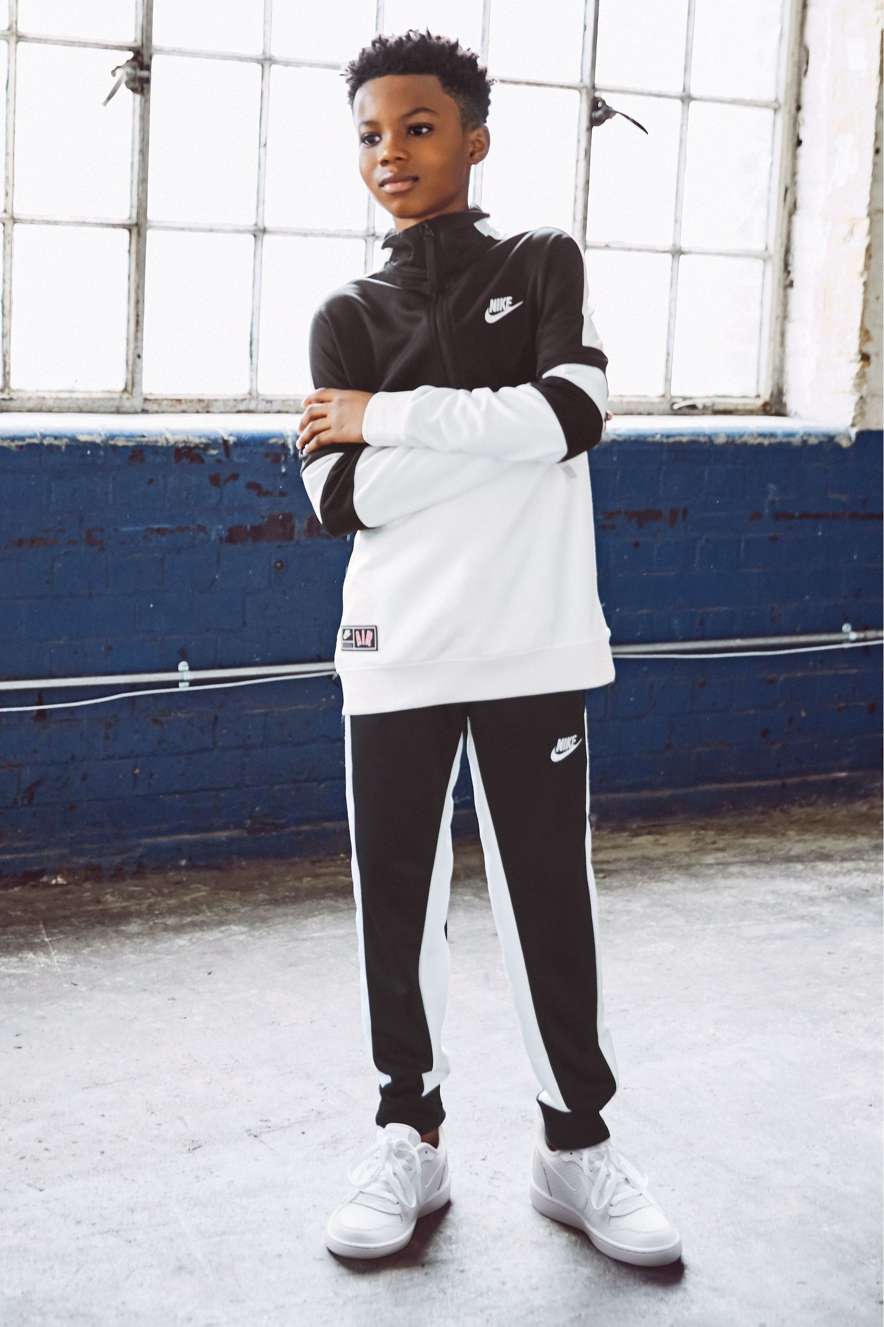 25452700c Buy Nike Air Colourblock Tracksuit from the Next UK online shop ...