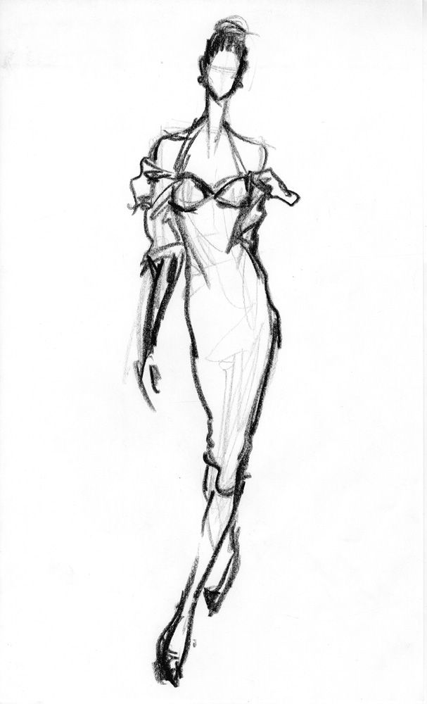 Photo of Fashion Sketches