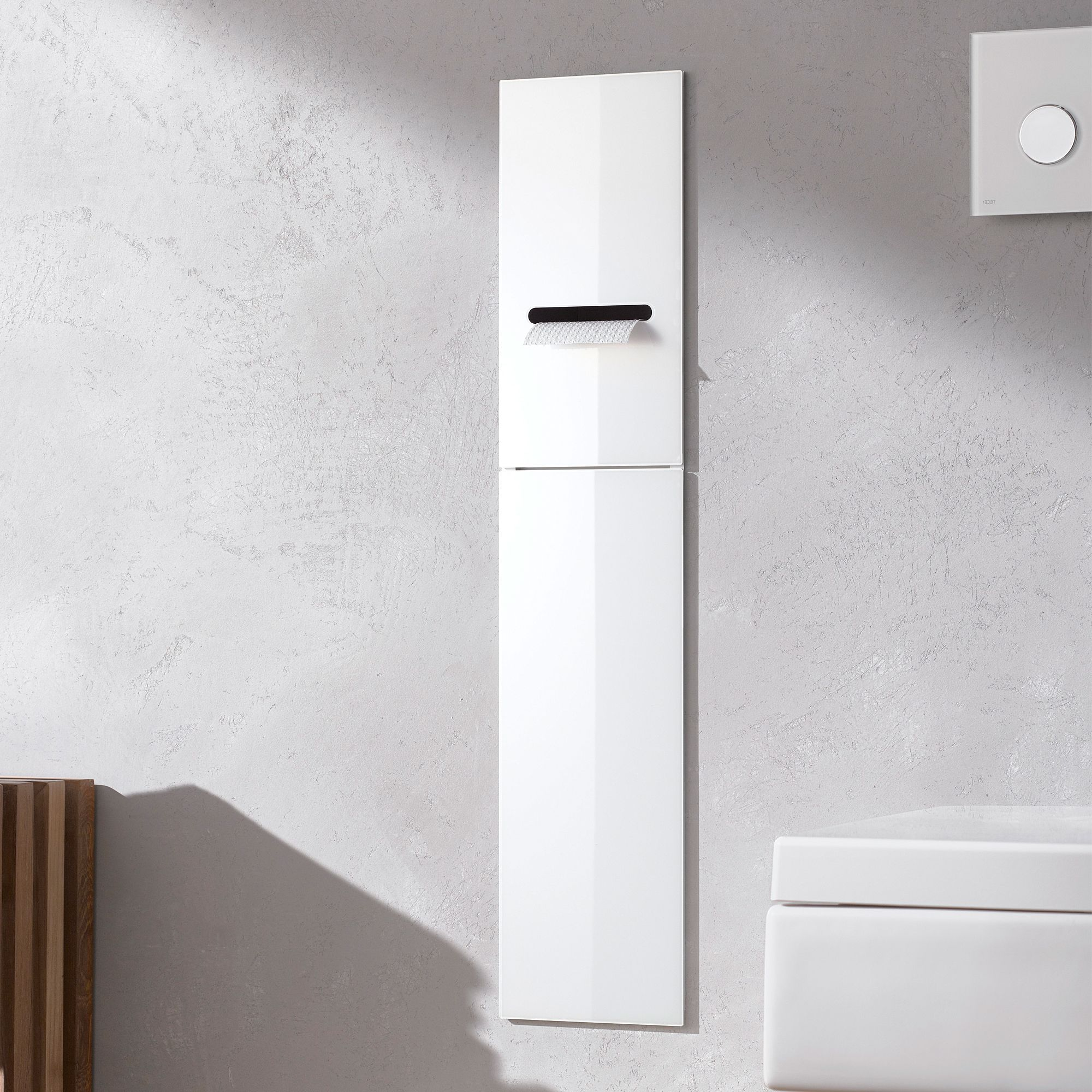 Toilettenpapierhalter Unterputz Emco Asis 2 0 Unterputz