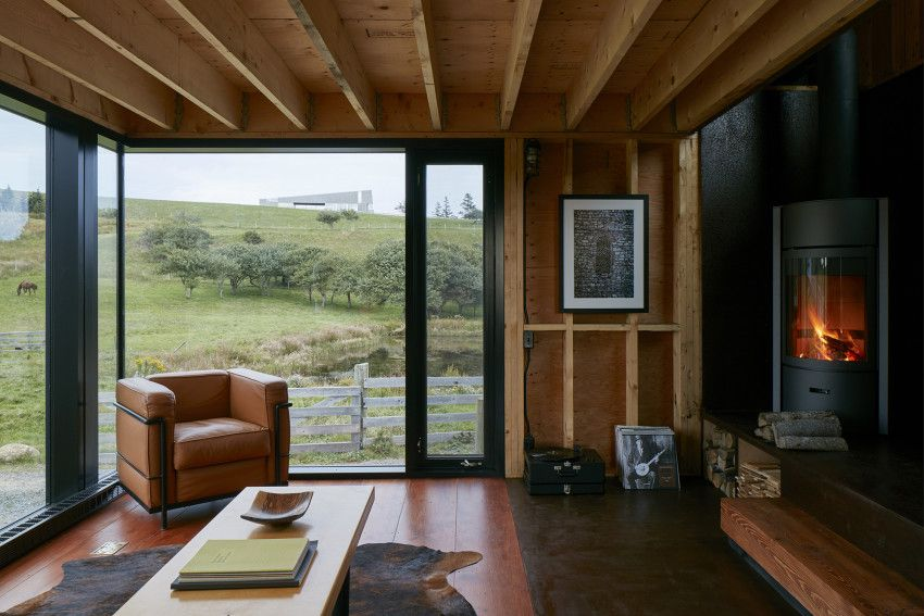 Enough House Architect Magazine Mackay Lyons Sweetapple