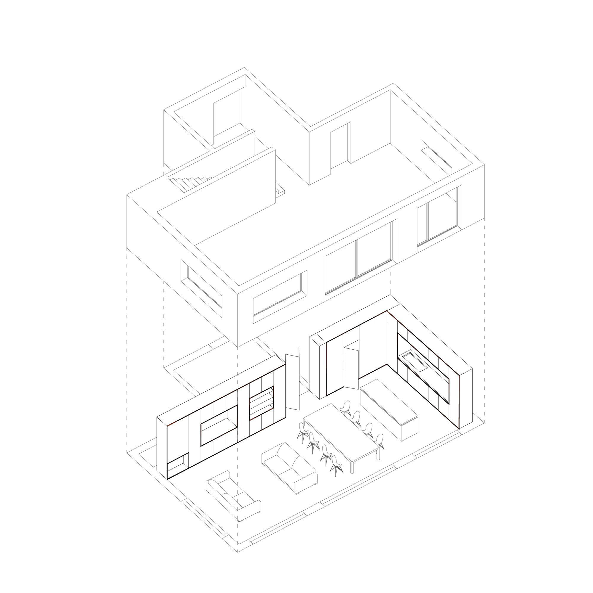 Gallery Of Folding Wall Apartment Arhitektura D O O