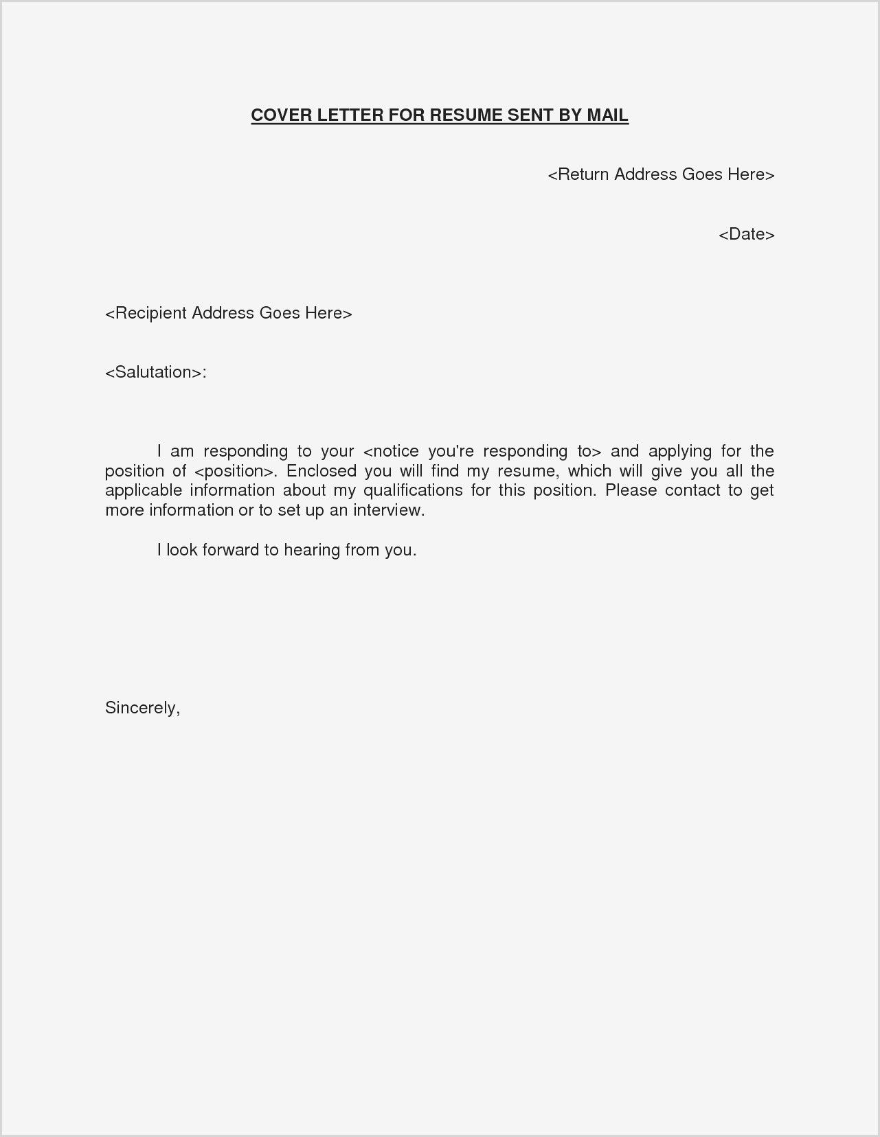 Download Best Of Letter To Send After Job Interview Lettersample