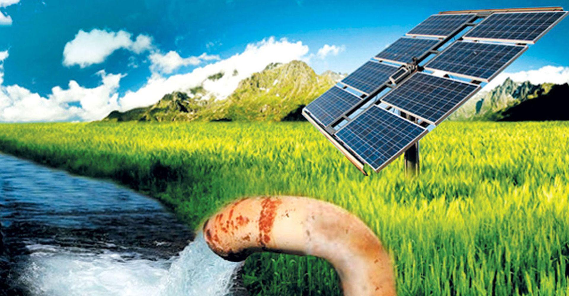 Pin By Bm Sunpower Technologies On Http Bmsolar In Solar Water Pump Solar Water Water Pumps