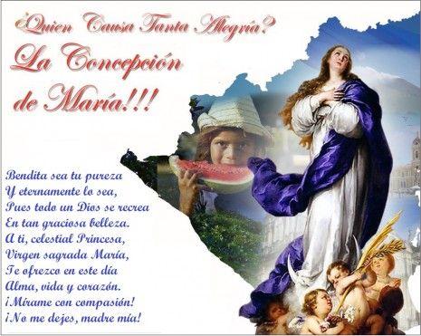 Imagenes Del Dia De La Virgen Frases Y Oraciones Para El 8 De