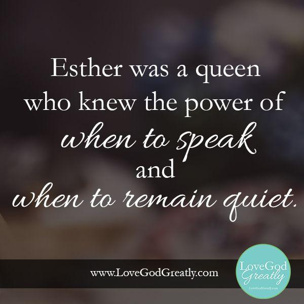 Citaten Love Queen : Power of the pause christian encouragement esther bible bible