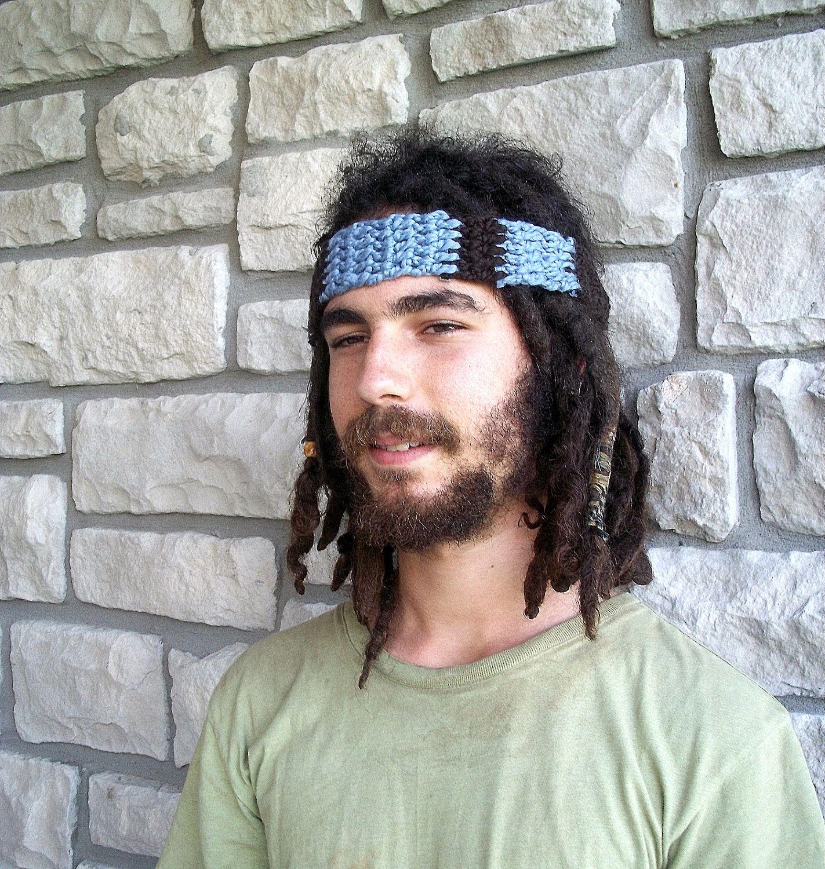 Headbands hippie for men photo fotos