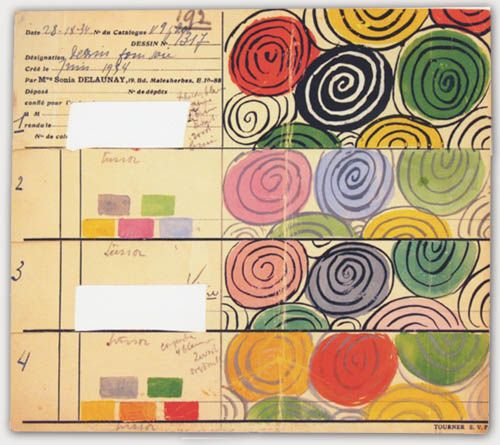 www.mid-century-home.com Sonia Delaunay, circles | Art | Pinterest ...
