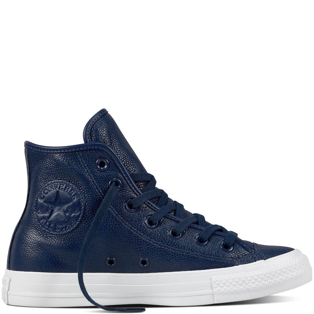 4406c2ce8cf5 Chuck Taylor All Star Pebbled Leather - Converse GB